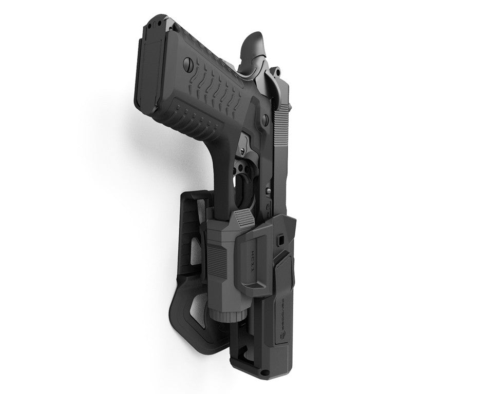 HC11 Passive Retention Holster for the ReCovered 1911 - Right & Left