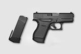MC43 Glock 43 Magazine Clip with finger extension - Pre-Order Shipping Beginning of July