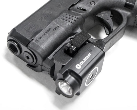 Olight PL-MINI 2 For all ReCover Tactical Rails and Grip and Rail Sytems