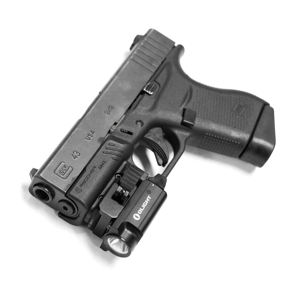 GR43 Rail Adapter For The Glock 43 43X and 48
