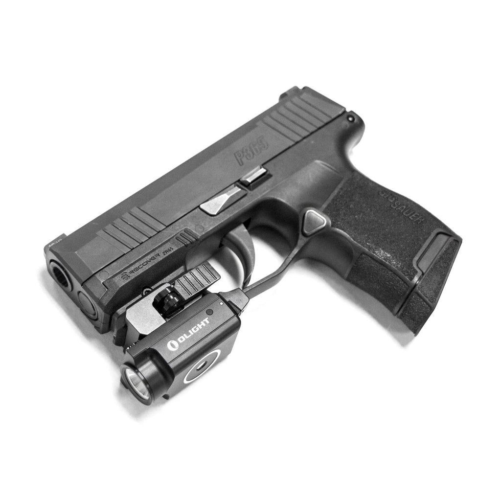 Recover Tactical® Compact Rail + Olight PL-MINI 2 Combo Pack