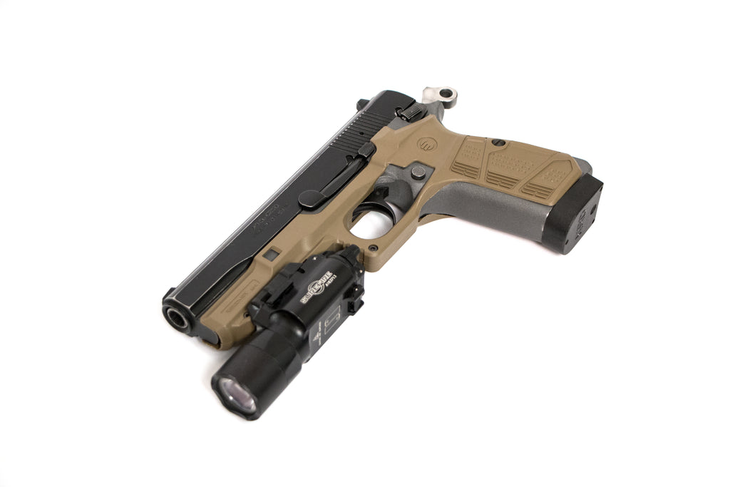 HPC Grip and Rail System for the Browning and FN Hi Power