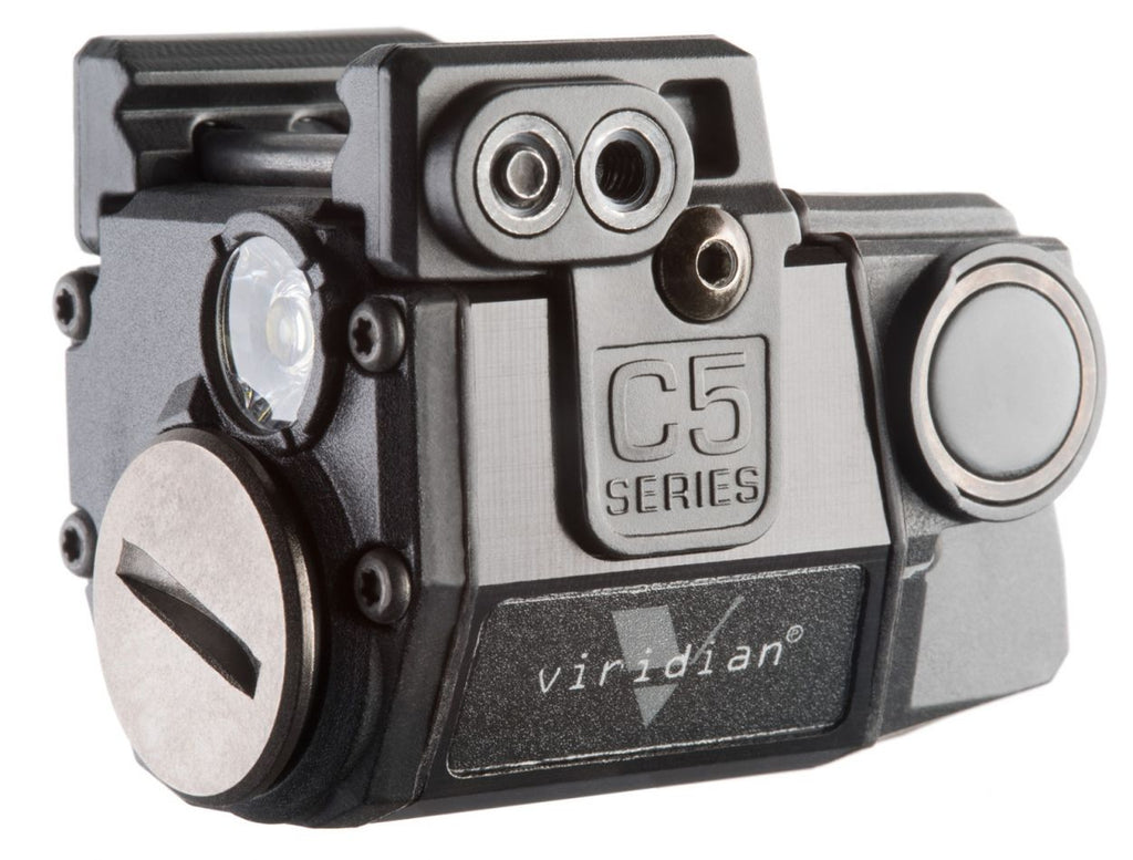Viridian CTL Tactical Light for Compact and Sub-Compact Rails