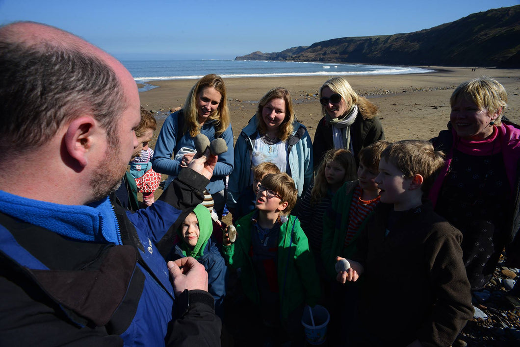 Runswick Bay Fossil Hunt - 12:30pm - 17 February 2021
