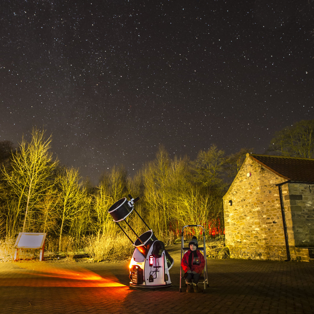 Dalby Stargazing - 7:30pm - 16 October 2021