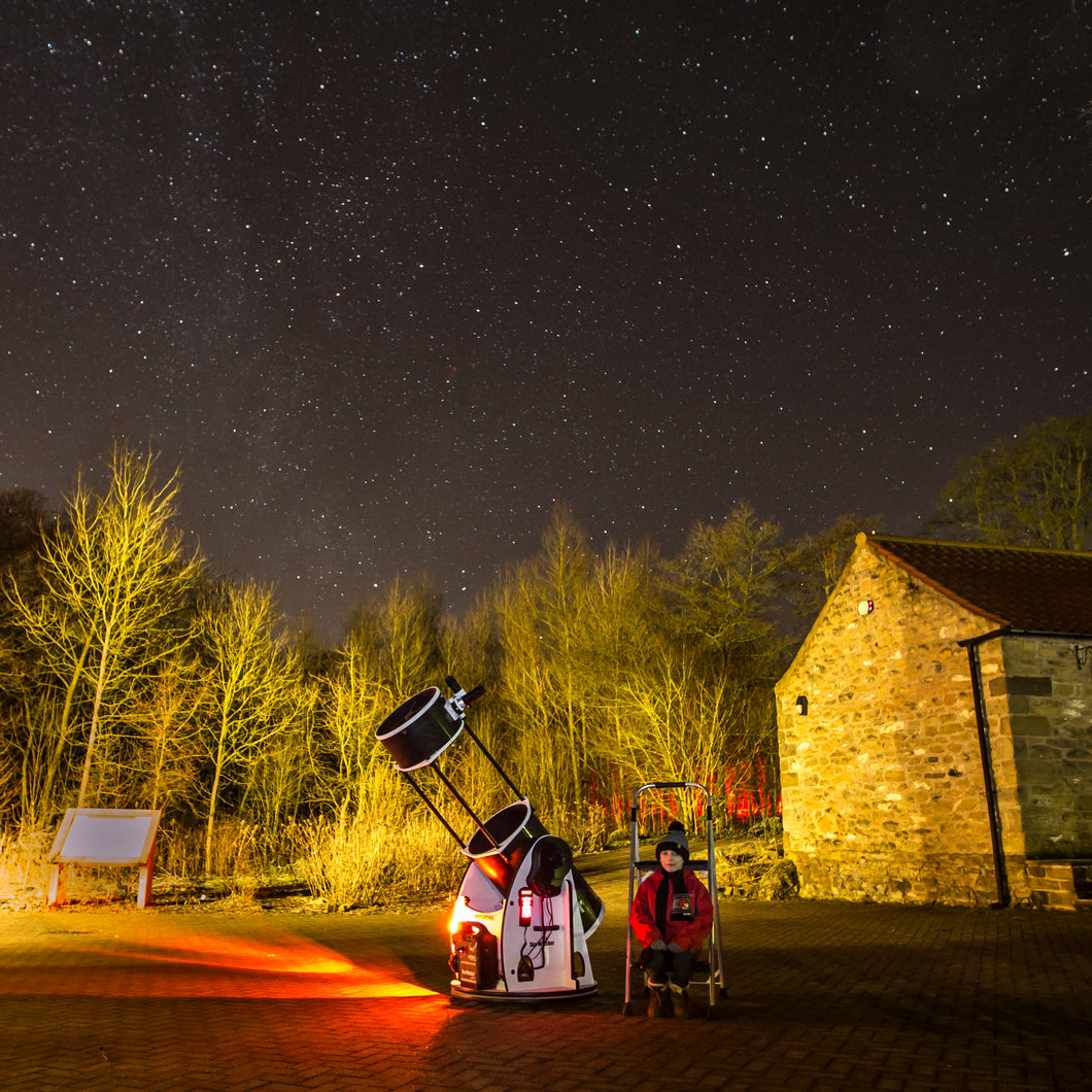 Dalby Stargazing - 6:30pm -  6 February 2021