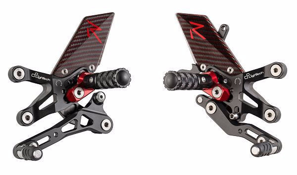 LighTech (R Version) Rearsets Road/Race Rearsets