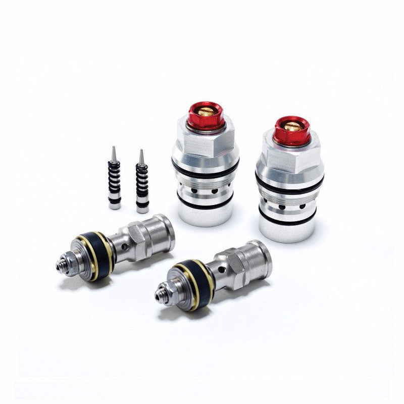 Compression Adjusters & Piston Kits