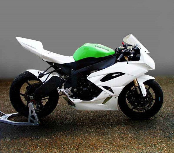 Kawasaki Race Fairings