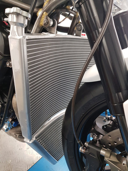 Aluminium Race Radiator & Accessories 2