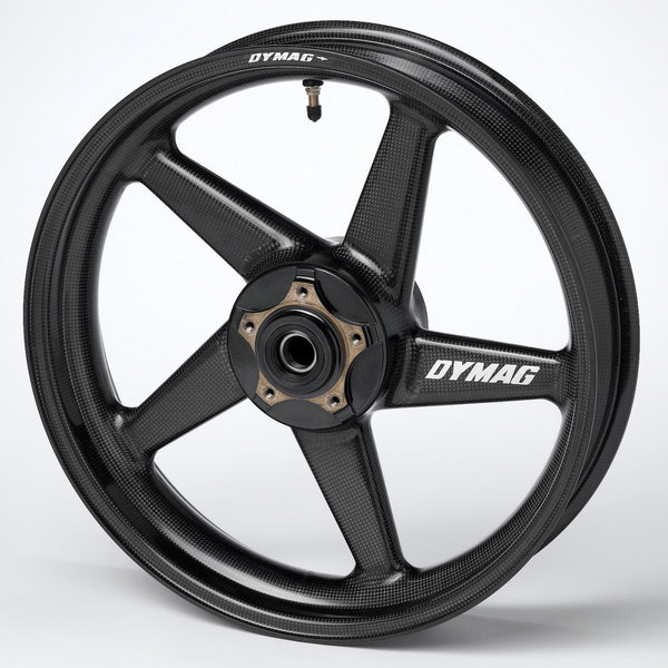 Dymag Carbon CA5 motorcycle front wheel