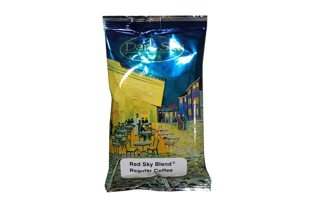 Red Sky Ground Coffee Pack-42ct-2.25-S&D Coffee & Tea