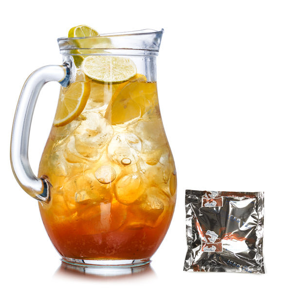 Decaf Iced Tea Open Brew Pouch, 4oz 24ct-S&D Coffee & Tea