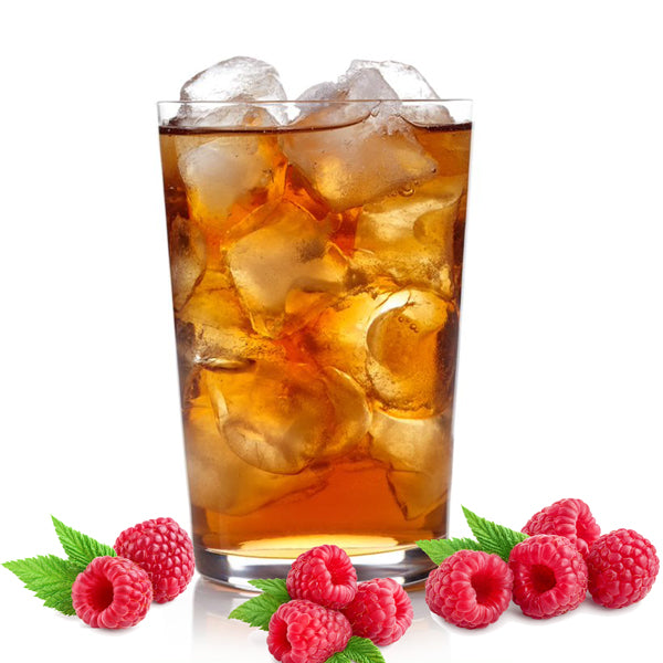 100% Rainforest Alliance Certified Mangrove Bay Raspberry Open Brew Iced Tea - 1oz, 48ct-S&D Coffee & Tea