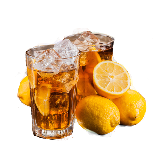 100% Rainforest Alliance Certified 50/50 Lemonade Iced Tea Filter Pack-4oz-32ct-S&D Coffee & Tea