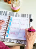 Mom To Do List Planner - Printed Version