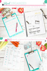 Real Organized Moms Email Class - Gold Package