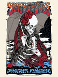 THE BLACK CROWES (Night 4 & 5) - San Francisco 2008 by David D'Andrea