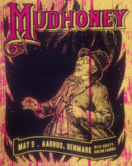 MUDHONEY - Aarhus 2015 by Johnny Quinine