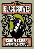 THE BLACK CROWES - Cabin Fever 2009 by Alan Forbes
