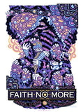 2015 FAITH NO MORE - (Not So) Mystery Tube #2 VERY FEW AVAILABLE