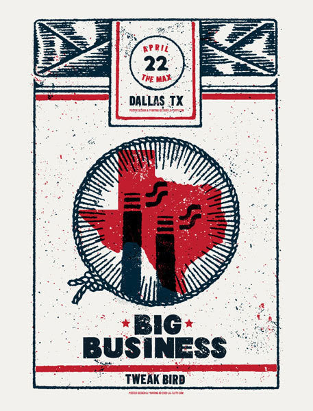 BIG BUSINESS - Dallas 2009 by Lil Tuffy
