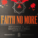 FAITH NO MORE - Santiago 2015 by Vance Kelly
