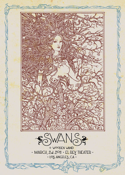 SWANS - Los Angeles 2011 by Malleus