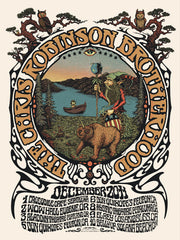 THE CHRIS ROBINSON BROTHERHOOD - Tour 2011 by Alan Forbes & Marq Spusta