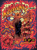 MUDHONEY - Gothenburg 2015 by Zombie Yeti