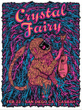 CRYSTAL FAIRY - San Diego 2017 by John Howard