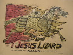 THE JESUS LIZARD - Amsterdam 2009 by Dan Grzeca