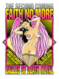 FAITH NO MORE - Christchurch 2010 by Stainboy