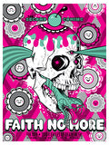 FAITH NO MORE - Auckland 2010 by Brian Ewing & Buff Monster