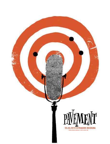 PAVEMENT - Bologna 2010 by Lil Tuffy