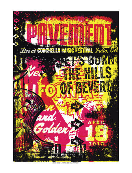 PAVEMENT - Indio 2010 by Lil Tuffy