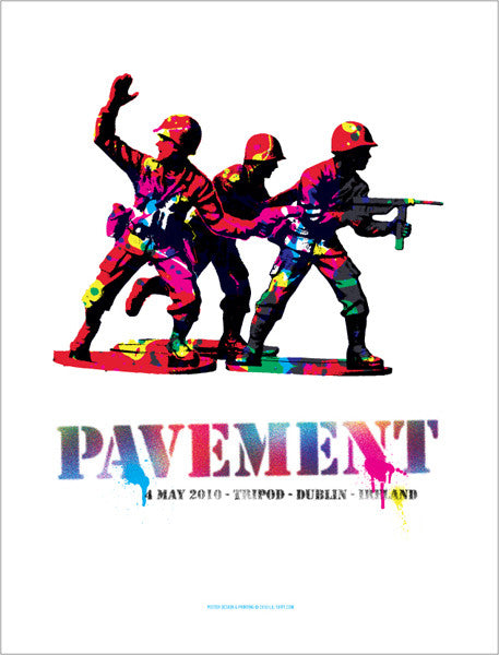 PAVEMENT - Dublin 2010 by Lil Tuffy