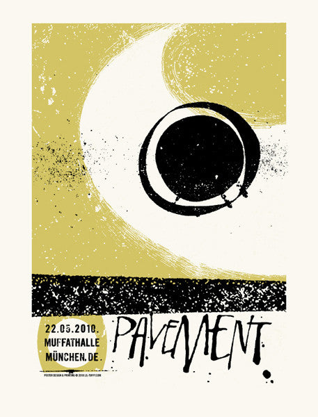 PAVEMENT - Munich 2010 by Lil Tuffy
