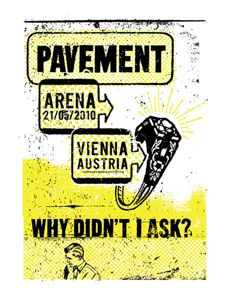 PAVEMENT - Vienna 2010 by Lil Tuffy