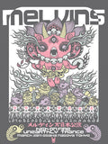 MELVINS / HIGH ON FIRE - Japan 2011 by Junko Mizuno
