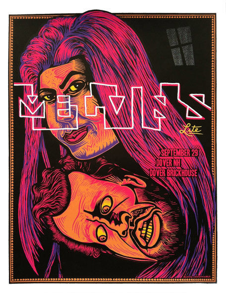 MELVINS LITE - Dover 2012 by John Howard
