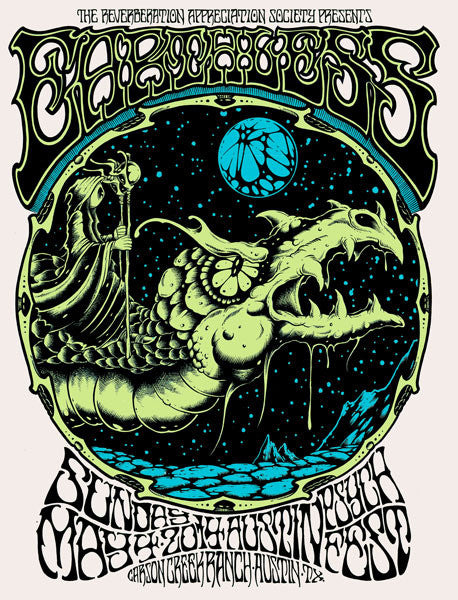 EARTHLESS - Austin 2014 by Alan Forbes