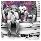 KING BUZZO - Baltimore 2014 by Mauz