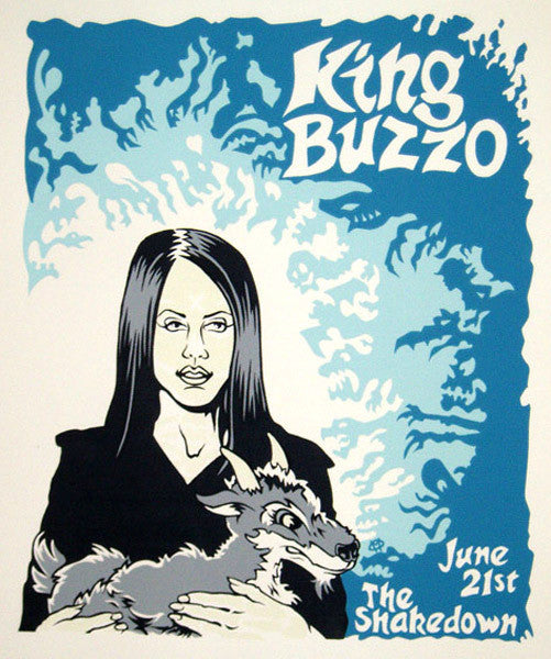 KING BUZZO - Bellingham 2014 by Mike Murphy