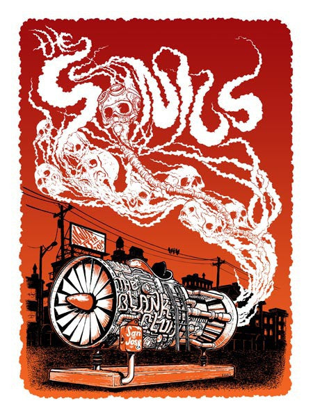 THE SONICS - San Jose 2014 by Ben Nylen