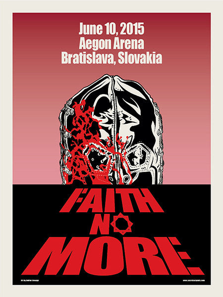 FAITH NO MORE - Bratislava 2015 by Ross Sewage