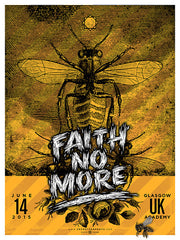 FAITH NO MORE - Glasgow 2015 by Bobby Dixon