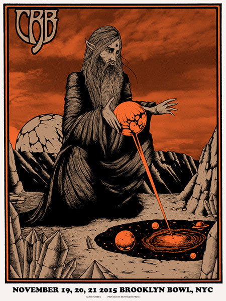 THE CHRIS ROBINSON BROTHERHOOD - Brooklyn 2015 by Alan Forbes