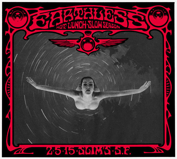 EARTHLESS - San Francisco 2015 by Alan Forbes & Camille Johnson
