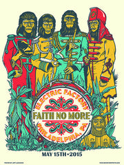 FAITH NO MORE - Philadelphia 2015 by Jeff LaChance